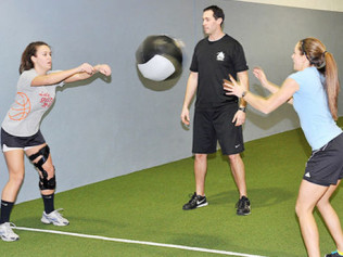 Providing Progressive Sports Rehabilitation To:
